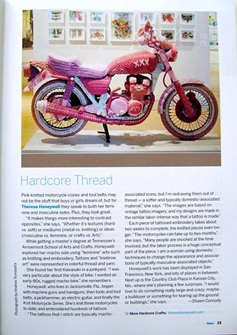 Make Magazine: 23  page 23