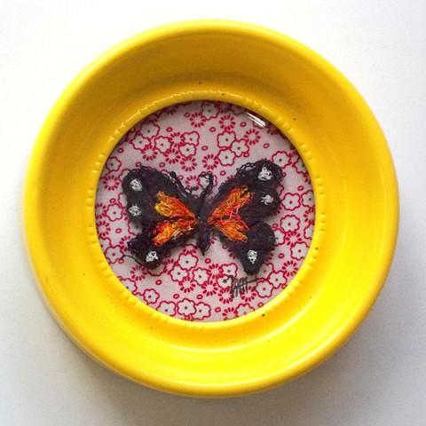 theresa Honeywell Thread lace tattoo