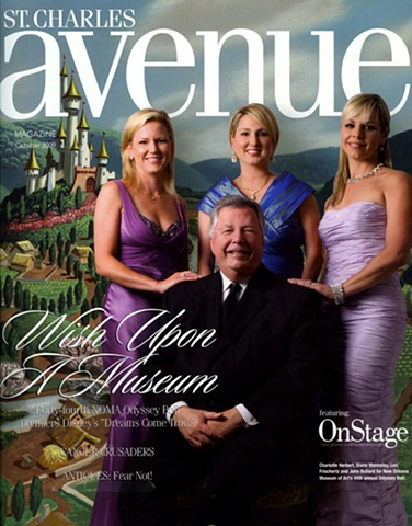 St. Charles Magazine Cover