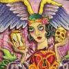 Winged Gypsy Woman