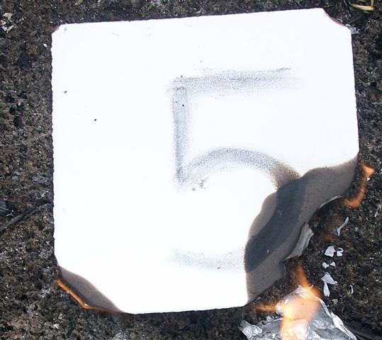 Fibonacci Burn Series Day 5