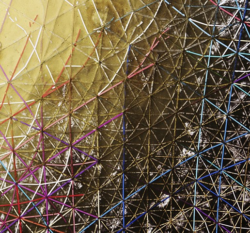 If we had a solution (geodesic dome), 2, detail