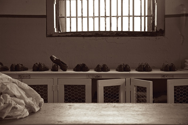Shoes, Alcatraz