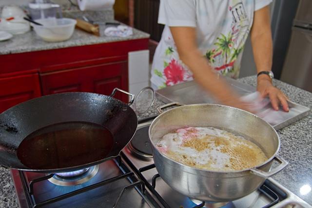 Recipe: Japanese Colombian Okoshi