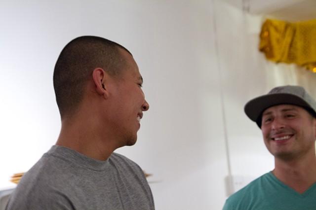 Alex Hurtado and Jesse Quiles - 4th Generation Dominguez Bakers