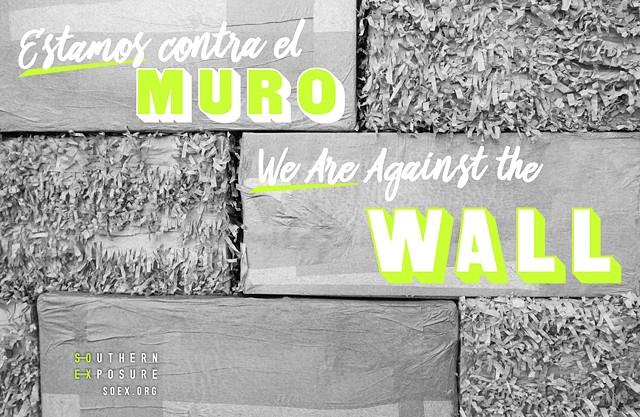 Estamos contra el muro | We are against the wall