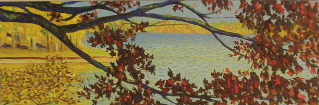Fall on Lake