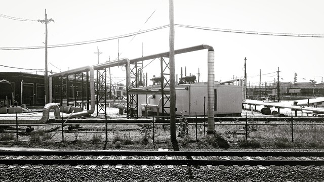 Oil Refinery in Northwest Indiana