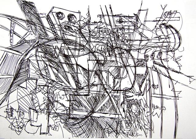 Untitled (Sketchbook page)