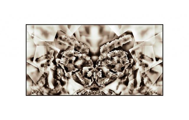 Crystal Rorschach (Specimen No. 3)