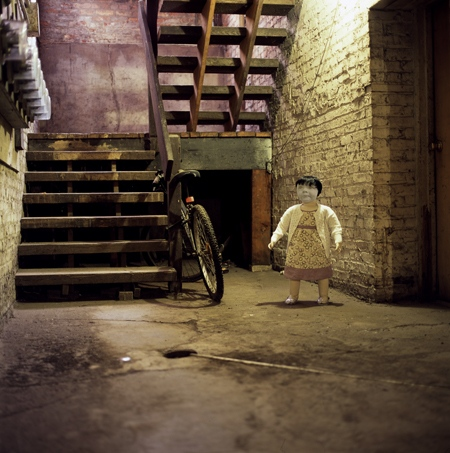 18th Street basement, Chicago