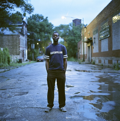 Yusuf Bangura, Normal Street, Chicago