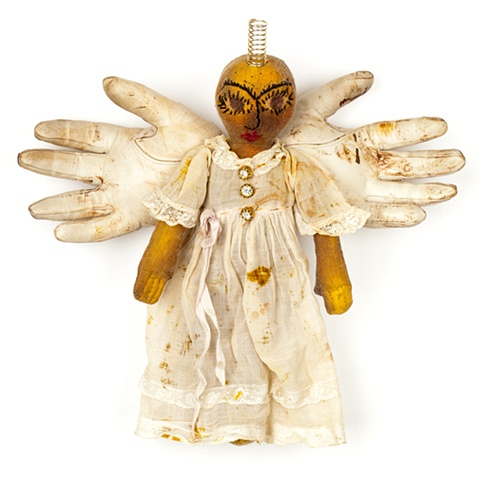 vintage angel gizzy