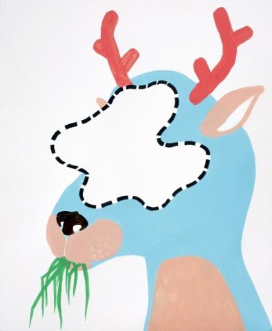 Anonymous Deer