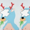 Double Deer