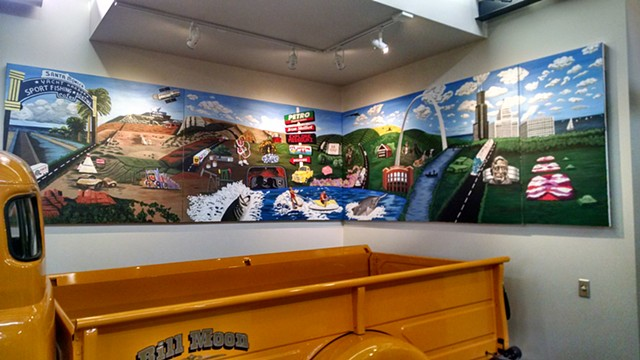 Joplin Petro Finished Mural