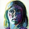 Self Portrait 1980's I