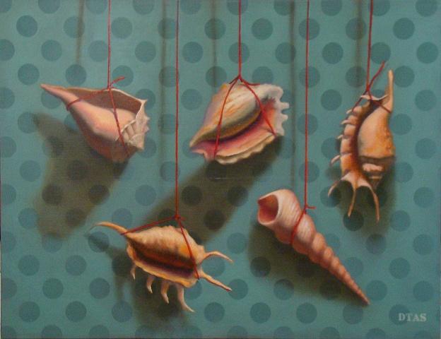 Shells and Polka Dots