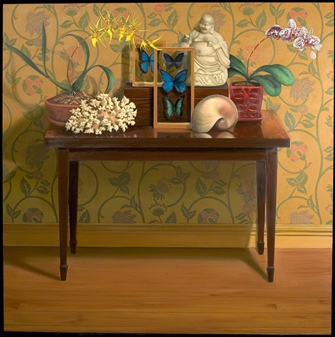 Still Life with Coral and Joy