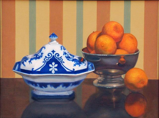 Oranges and Tureen