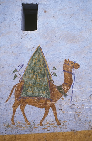 Haj Painting Egypt