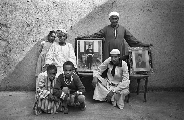 Family Photos, Luxor, Egypt