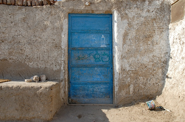 Blue Door, Gurna