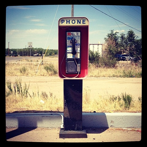 Pay Phone Colorado