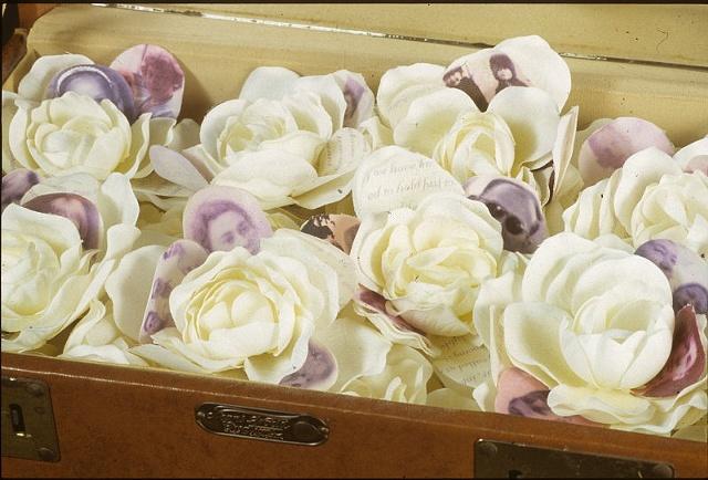 Flowers of Memory, detail