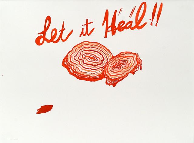 let it heal