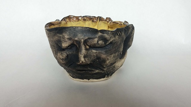 Frumpy faced Bowl