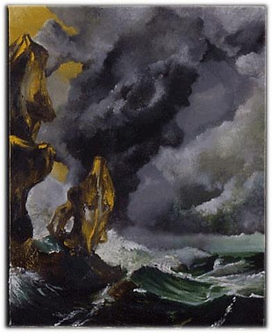 The Biting Sea