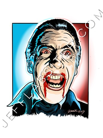 Christopher Lee-Dracula
