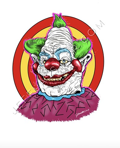Killer Klown!
