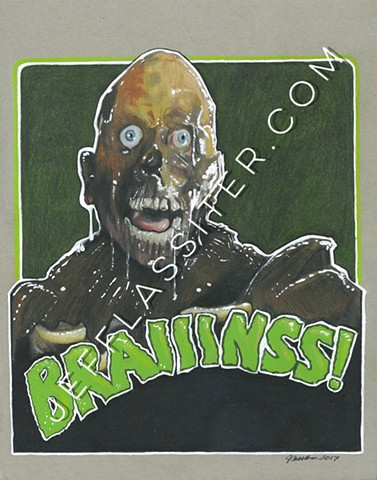 Braaaaaiiiiins! (Return of the Living Dead)
