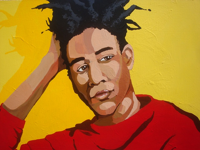 Icons and Influences 2: Jean Michel Basquiat