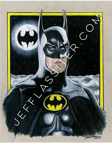 I'm Batman! Michael Keaton
