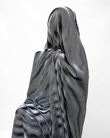 Cloaked Figure No. 3, 2014
