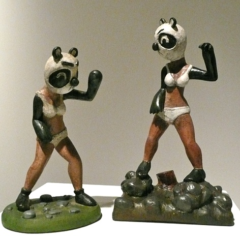 Fighting Pandas