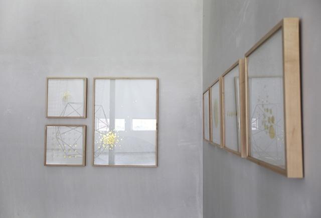 Parallax - installation view
