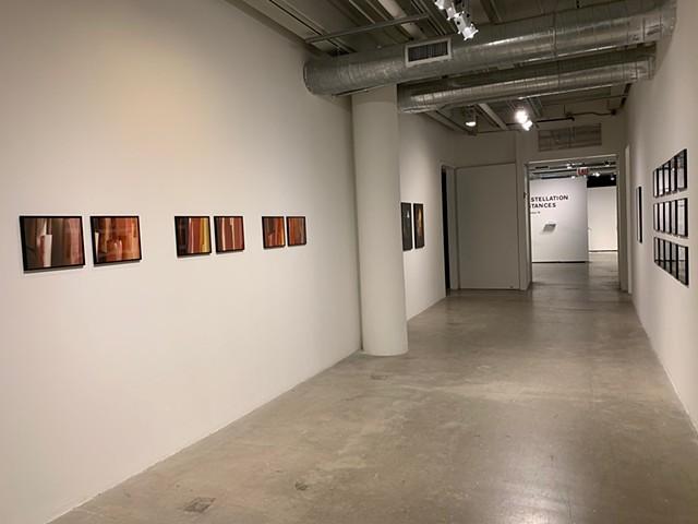 Installation view, Sullivan Galleries, School of the Art Institute of Chicago