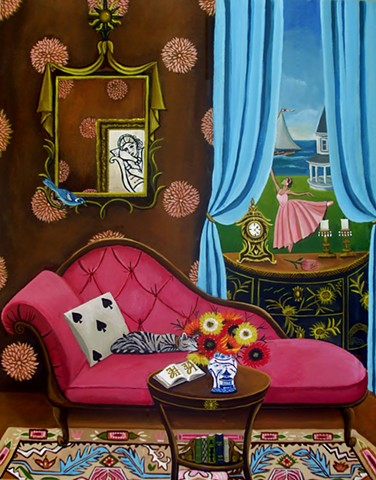 Window Treatment/SOLD