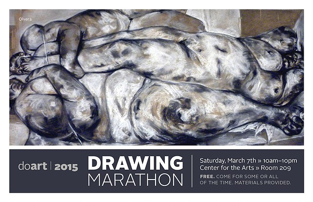 Drawing Marathon