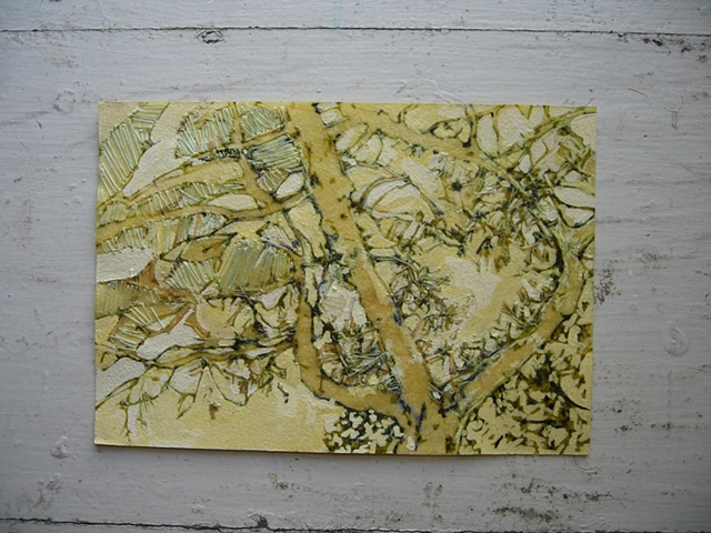 Lisboa Tree Drawing 8