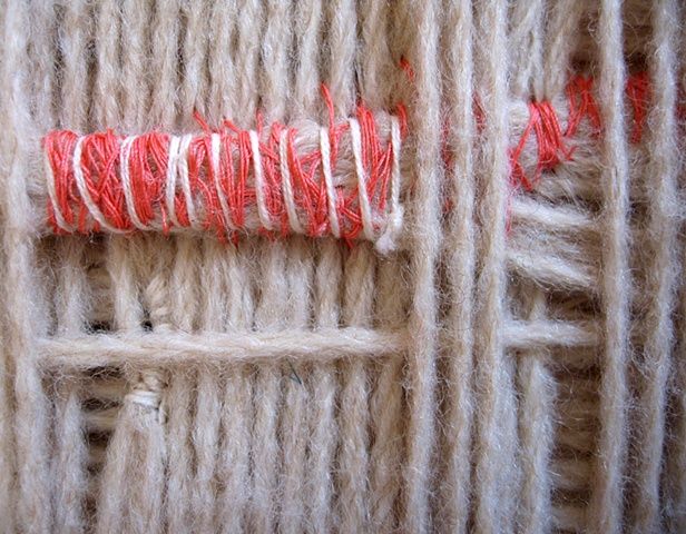 Wool Box 1, Detail