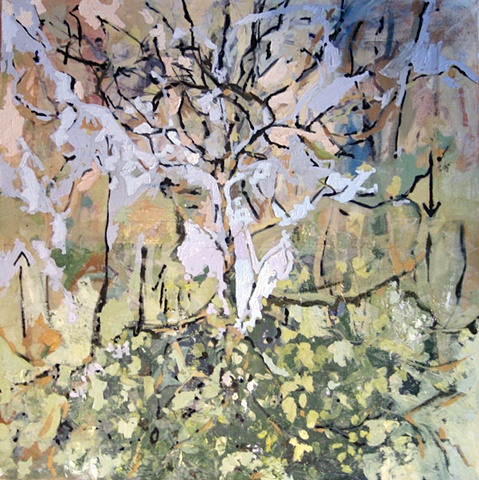 Tree Painting 1 (Pelham)