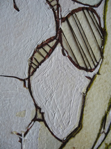 Lisboa Tree Drawing Detail 1