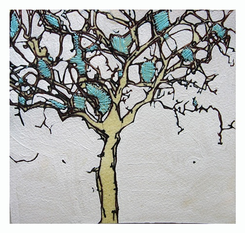 Tree Painting 3 (Lisboa)