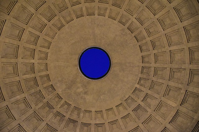 Pantheon Ceiling 2018