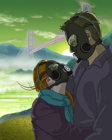 Fukushima reaches San Francisco